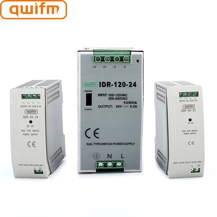 New Type NDR Series of Guideway Switching Power Supply