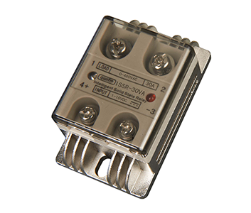 Small solid state relay