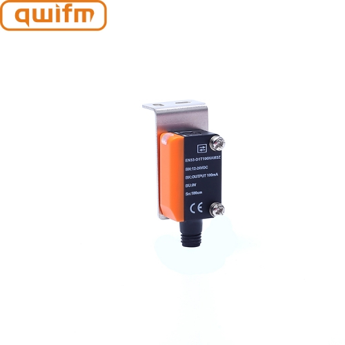 EN33 Series Background Suppression Photoelectric Sensor with Connector