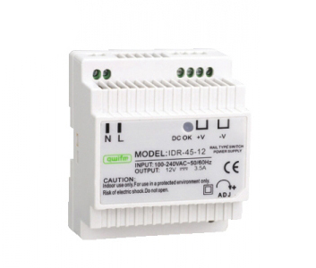 45W Single Group Guide Switching Power Supply